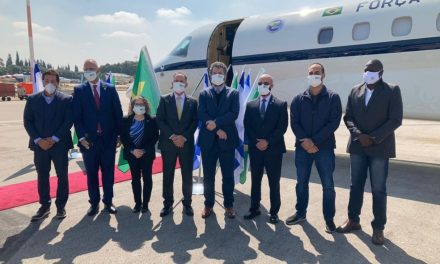 CPI da Covid quer investigar viagem a Israel de Eduardo Bolsonaro
