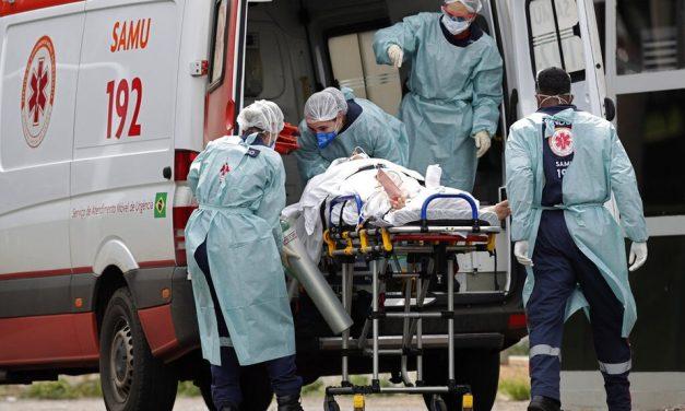 Covid-19: Rio registra 4 primeiros casos de morte por variante Delta