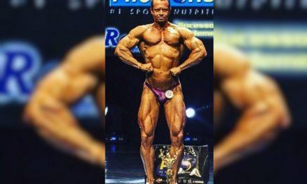 Personal trainer e ex-campeão de fisiculturismo em Goiás morre com Covid-19