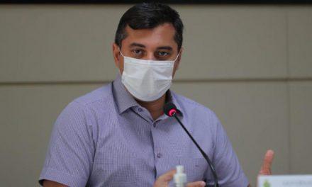 PGR denuncia governador do AM às vésperas da CPI da Covid