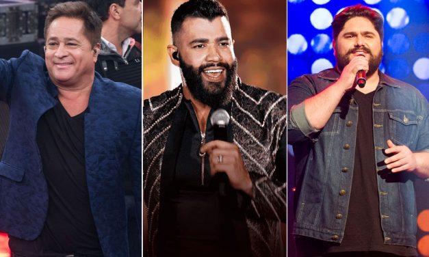 Lives da semana: Leonardo, Gusttavo Lima, César Menotti e Fabiano e mais