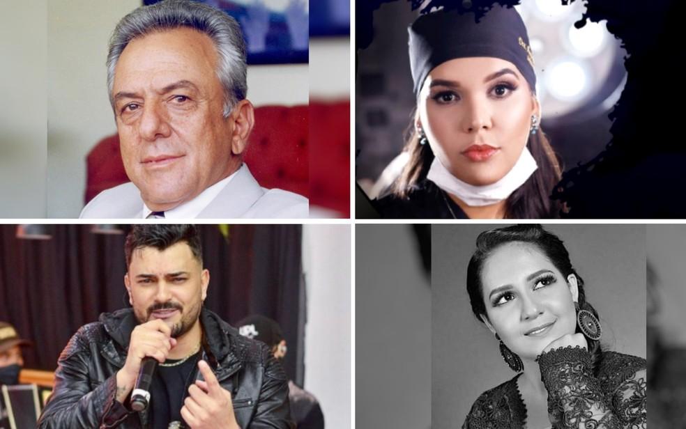 Goiás já registrou mais mortes por coronavírus este ano do que em 2020