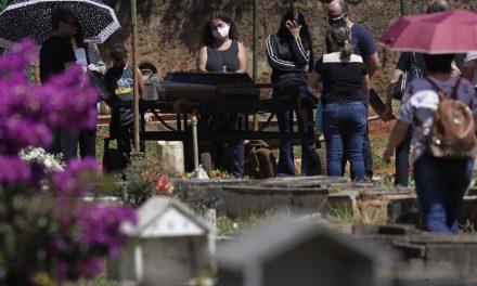 Brasil é o país das Américas com mais mortes por Covid em relação à população