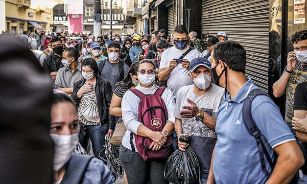 IBGE estima 14,4 milhões de desempregados no Brasil