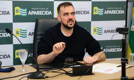 Prefeito de Aparecida de Goiânia, Gustavo Mendanha tem alta após se recuperar da Covid-19