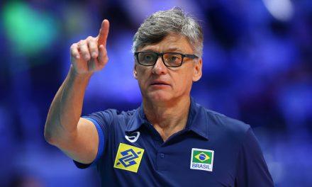 Técnico da Seleção Brasileira de Vôlei é intubado para tratar Covid-19