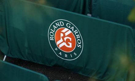 Roland Garros é adiado para 30 de maio devido à covid-19