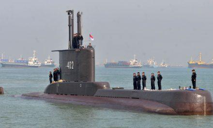 Submarino da Indonésia com 53 a bordo desaparece em Bali