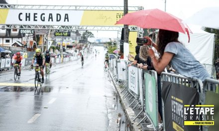 Etapa Tour de France no Rio é adiada para novembro devido à pandemia