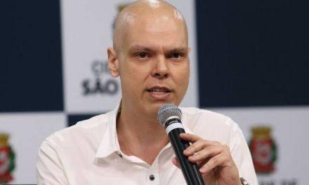 Bruno Covas decide se licenciar dA prefeitura de SP para tratar câncer
