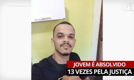 Jovem do RJ é absolvido pela 13ª vez após reconhecimento fotográfico em delegacia