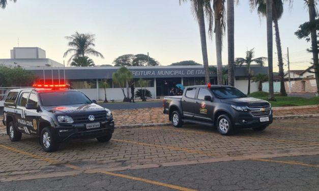 Gaeco deflagra Operação Tanque Cheio para desarticular organização criminosa em Itaberaí