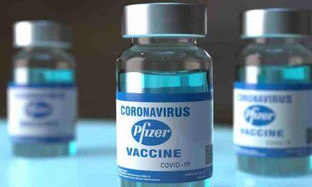 Goiás recebe lote com 19.980 vacinas da Pfizer