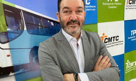 Tarcísio Abreu é o novo presidente da CMTC