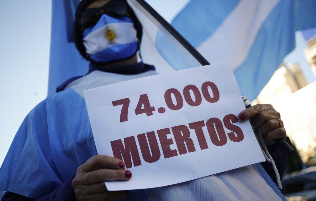 Copa América no Brasil: veja números da piora da pandemia na América do Sul