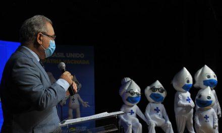 Ministério lança campanha de prevenção e vacinação contra covid-19