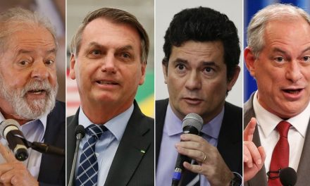 Lula tem 41%; Bolsonaro, 23% no 1º turno, aponta Datafolha para a eleição de 2022