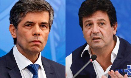 CPI ouve ex-ministros Mandetta e Teich nesta terça