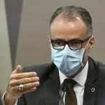 Barra Torres diz que se arrependeu de ter ido em ato com Bolsonaro