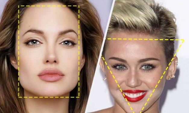 Descubra qual é o formato do seu rosto para melhor destacá-lo!