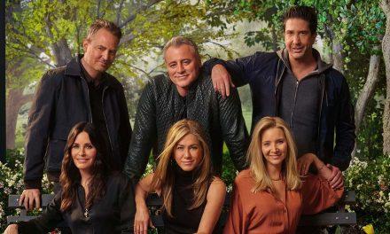 Reunião de 'Friends' é como família, diz Jennifer Aniston
