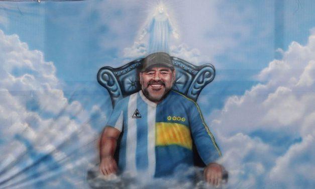 Junta médica diz que atendimento a Maradona foi deficiente e temerário
