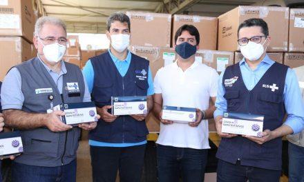 Maranhão vai receber quase 300 mil doses a mais de vacinas contra a Covid-19