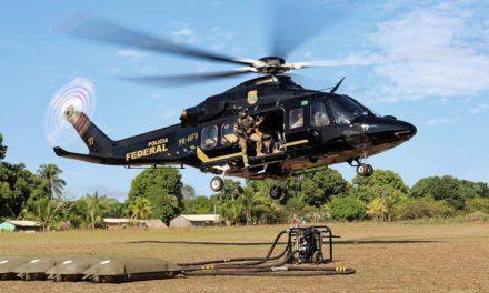 Operação da PF investiga garimpos clandestinos em terras indígenas