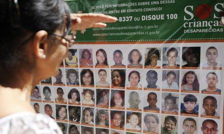 Governo lança campanha de DNA para encontrar pessoas desaparecidas