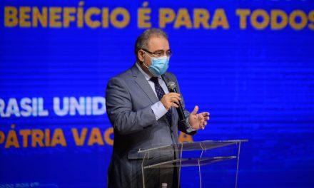 Ministro da Saúde cumpre agenda em Goiânia nesta terça