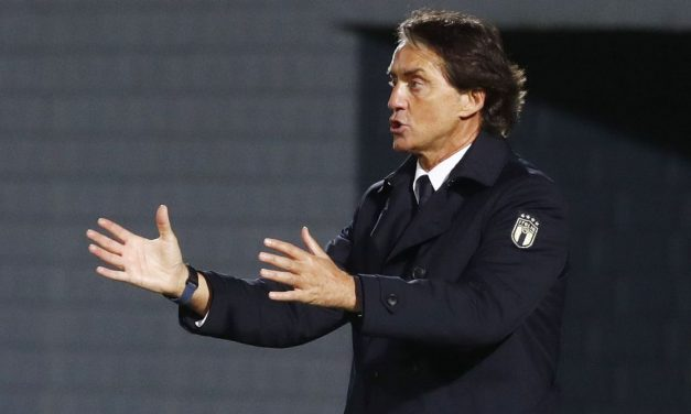Seleção da Itália é vacinada contra covid-19 antes da Eurocopa