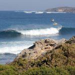 Circuito Mundial de Surfe chega à ilha australiana de Rottnest