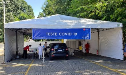 Goiás ultrapassa 580 mil infectados por Covid-19