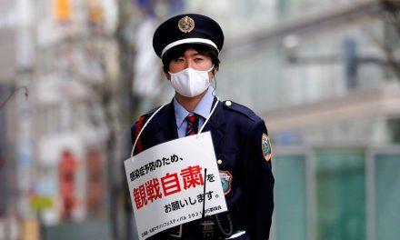 Covid-19: Tóquio pede prorrogação de estado de emergência