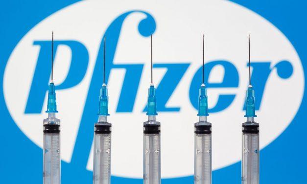 Ministério distribui 1,12 milhão de vacinas da Pfizer a partir de hoje