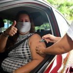 Goiânia vacina pessoas com comorbidades contra a Covid-19