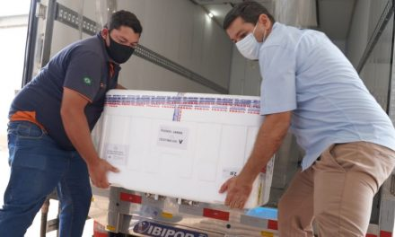 Goiás recebe mais 11,8 mil doses de CoronaVac para segunda dose