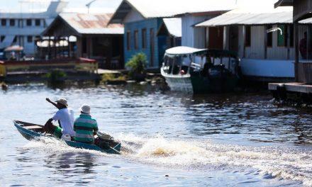 Nível do Rio Negro atingiu maior marca dos últimos 119 anos