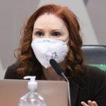 CPI da Covid: Natália Pasternak diz que cloroquina 'só não foi testada em emas'