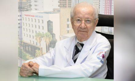 Médico cardiologista Anis Rassi morre aos 91 anos, em Goiânia