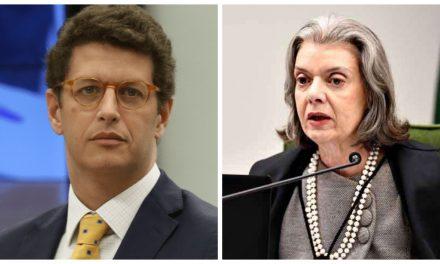 Cármen Lúcia autoriza abertura de inquérito para investigar Ricardo Salles