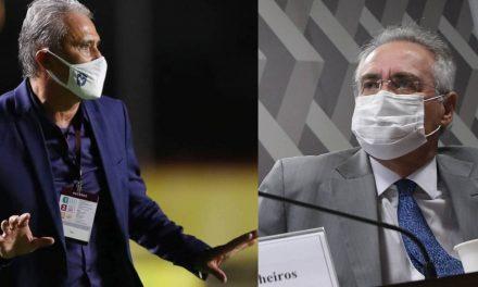 Relator da CPI faz apelo a jogadores da seleção para que não participem da Copa América
