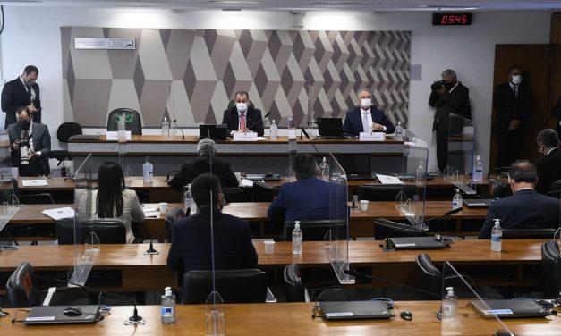 Relatório da CPI da Covid deve responsabilizar 63 pessoas por crimes na pandemia