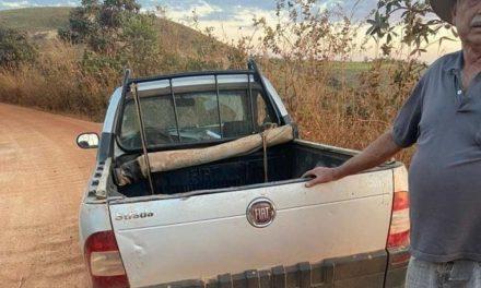 Lázaro Barbosa dormia há cinco dias em propriedade de fazendeiro preso, diz caseiro