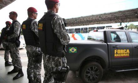 Força Nacional começa a atuar hoje no Amazonas