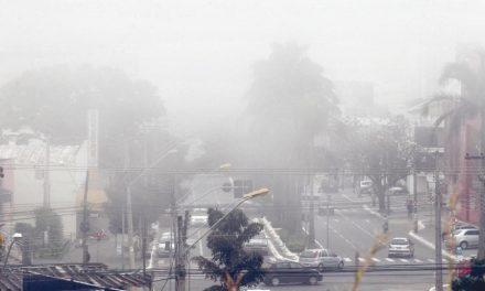 Frente fria chega a Goiás com rajadas de vento de até 20km/h e mínima de 5ºC