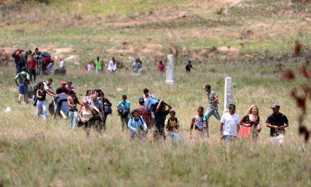 Governo libera entrada de estrangeiros na fronteira com a Venezuela