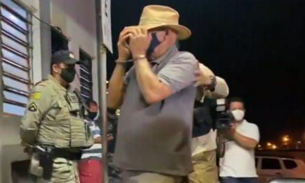 Fazendeiro é indiciado por ajudar Lázaro Barbosa a fugir