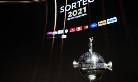 Oitavas de final da Libertadores terá três duelos Brasil x Argentina