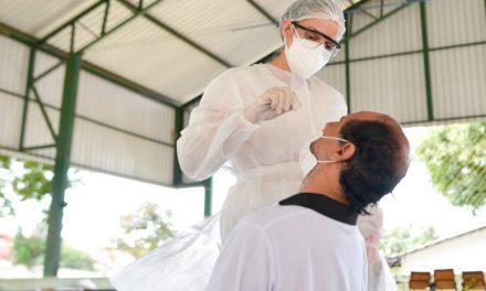Aberto agendamento para testagem ampliada da Covid-19 em Goiânia